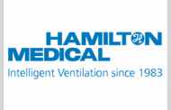 Hamilton Medical Wins $75M DLA Health Care Equipment Supply IDIQ