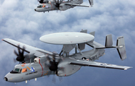 Northrop Taps Lockheed for Additional E-2D Aircraft Radars