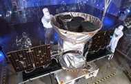 Northrop Marks One-Year Milestone for NASA TESS Observatory; Steve Krein Quoted