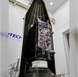 Lockheed-Built GPS Satellite Installed Onto ULA's Delta 4 Payload - top government contractors - best government contracting event