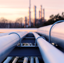 DOE Joins Public-Private Sector Consortium on Pipeline Infrastructure Security - top government contractors - best government contracting event