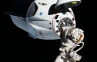 SpaceX, NASA Conduct 'Crew Dragon' Practice Docking to ISS