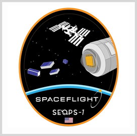Spaceflight, Hypergiant SEOPS to Deploy Cubesats From ISS Under Rideshare Agreement - top government contractors - best government contracting event