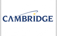 Cambridge Lands Delivery Order to Support Royal Bahamas Defence Force's Maritime Surveillance Tech