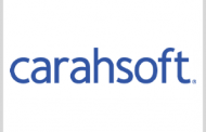 Carahsoft Recognized for Government Distribution Efforts