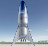 SpaceX to Put Reusable Upper-Stage Rocket Through Hover Test - top government contractors - best government contracting event