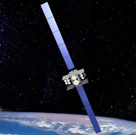 Boeing Hands Over Control of 10th WGS Satellite to Air Force - top government contractors - best government contracting event