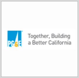 PG&E Launches Satellite-Based Wildfire Warning System - top government contractors - best government contracting event