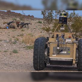 Marines Deploy CACI, Lockheed AI Systems for DARPA Experimentation - top government contractors - best government contracting event