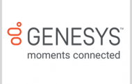Genesys to Offer Automated Contact Center Services Under New GSA SIN