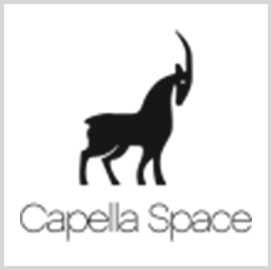 Capella Space to Expand Synthetic Aperture Radar Data Research Through SpaceNet Partnership - top government contractors - best government contracting event