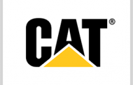 Caterpillar Defense to Extend Navy Construction Equipment Service Life Under Potential $65M IDIQ