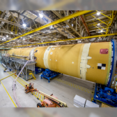 Boeing Concludes Assembly of SLS Engine Section - top government contractors - best government contracting event