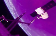 SpaceX Dragon Spacecraft Completes ISS Cargo Delivery Mission