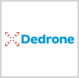 Dedrone to Continue USAF Licensing for UAS Detection Platform - top government contractors - best government contracting event