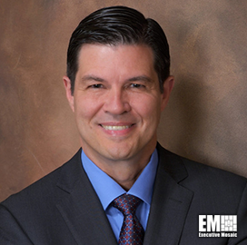 Mark Gordon Appointed VP, General Manager at AMETEK - top government contractors - best government contracting event