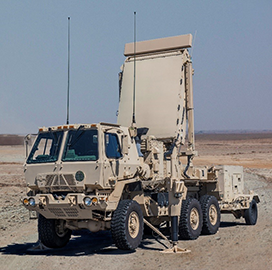 Lockheed to Manufacture, Update Q-53 Radars Under Army Contracts - top government contractors - best government contracting event