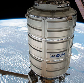 Northrop to Demo Extended Duration Flight Through Next NG-11 Cygnus Mission Phase - top government contractors - best government contracting event