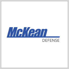 McKean Defense Lands Navy Contracts Worth $62M for NAVWAR, NSWC Support Efforts - top government contractors - best government contracting event