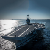 HII, Navy Meet Schedule for Gerald R. Ford Carrier Propulsion Plant Repairs - top government contractors - best government contracting event