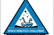 NASA Begins Second Phase of Space Robotics Challenge