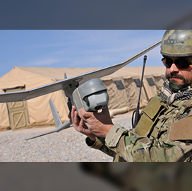 AeroVironment Lands Army Contract for Raven UAS Delivery - top government contractors - best government contracting event