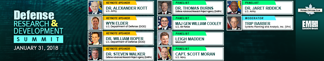 POC - 2018 Defense R&D Summit