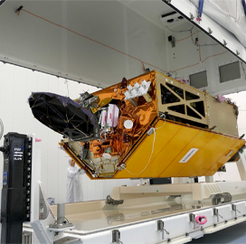 Airbus Finishes Sentinel-6A Ocean Satellite Construction - top government contractors - best government contracting event
