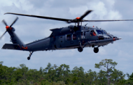Sikorsky Demos Tactical Mission Kit on HH-60W Helicopter