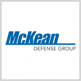 McKean Defense Group Gets NSWC Contract for Technical Work - top government contractors - best government contracting event