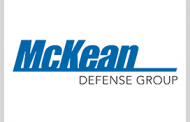 McKean Defense Group Gets NSWC Contract for Technical Work