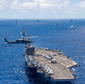 Navy Awards Three Spots on Hardware Parts, Supplies Delivery IDIQ - top government contractors - best government contracting event