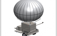 Drone Aviation Ships Small Aerostat Systems for CBP Effort