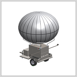 Drone Aviation Ships Small Aerostat Systems for CBP Effort - top government contractors - best government contracting event