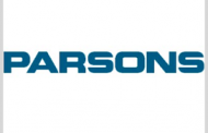 Parsons Holds Spot on Navy C4ISR System Support Contract; Kevin Moffatt Quoted