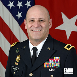 ExecutiveBiz - Retired Brig. Gen. Michael Hoskin Joins Guidehouse; Wash100 Award Winner Scott McIntyre Quoted