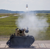 Raytheon-Lockheed JV Tests Javelin Missiles With Unmanned Ground Vehicle - top government contractors - best government contracting event
