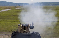 Raytheon-Lockheed JV Tests Javelin Missiles With Unmanned Ground Vehicle