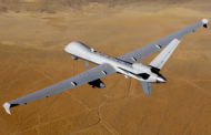 General Atomics-Built Reaper UAV Supports Marine Squadron Operations