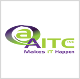 AITC Gets CMMI Maturity Level 3 Appraisal for IT Services - top government contractors - best government contracting event