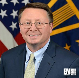 Chris Shank Joins Maxar Technologies as VP of National Security Space - top government contractors - best government contracting event