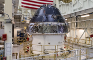 Lockheed, NASA to Further 'Orion' Spacecraft Testing in Late 2019