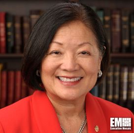 Sen. Mazie Hirono Views Naval Projects at HII Newport News - top government contractors - best government contracting event
