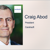 AWS Partners With Carahsoft, Buurst on Data Migration Efforts to Cloud; Craig Abod Quoted - top government contractors - best government contracting event