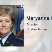 Air Force Vet Maryanne Miller Joins Bristow Group Board; Christopher Bradshaw Quoted - top government contractors - best government contracting event