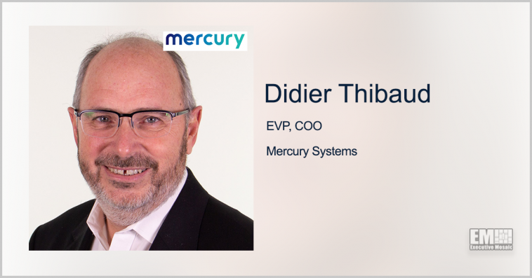 Airbus, Mercury to Jointly Work on Autonomous, Flight Control Computer Programs; Didier Thibaud Quoted - top government contractors - best government contracting event