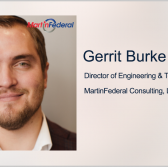 Gerrit Burke Joins MartinFederal as Engineering & Technical Solutions Director - top government contractors - best government contracting event