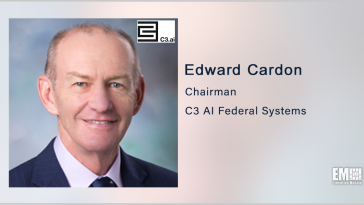 Former Army Cyber Leader Ed Cardon Named C3 AI Federal Group Chair - top government contractors - best government contracting event