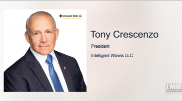 Intelligent Waves Adds Six Senior Leaders to Advisory Board; Tony Crescenzo Quoted - top government contractors - best government contracting event