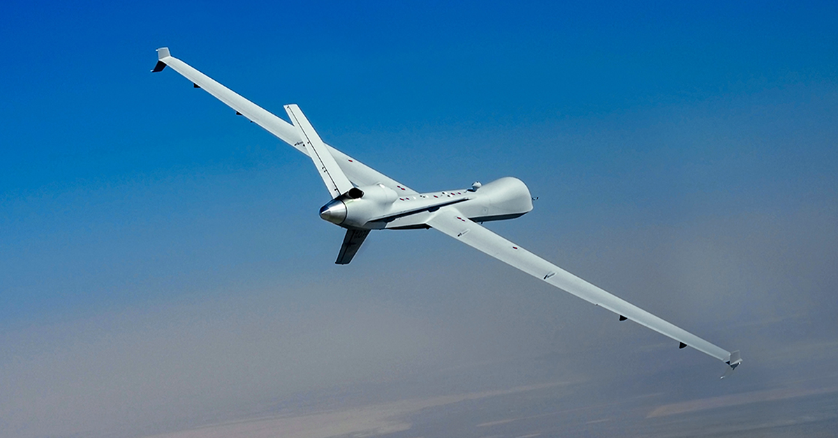 L3Harris to Support Army Depot's Repair Work on USAF's MQ-9 Drone Control System